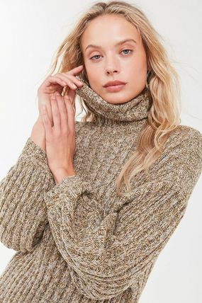 Urban Outfitters ワンピース Urban Outfitters タートルネックセーターワンピ(3)