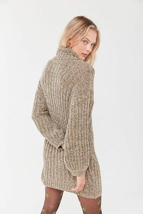 Urban Outfitters ワンピース Urban Outfitters タートルネックセーターワンピ(5)
