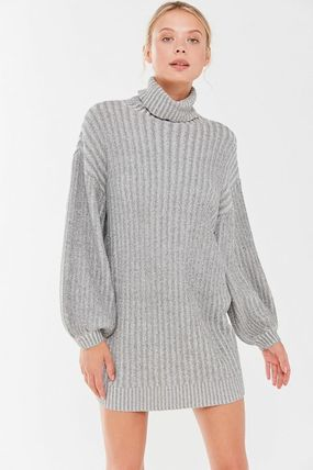 Urban Outfitters ワンピース Urban Outfitters タートルネックセーターワンピ(7)