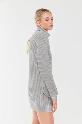 Urban Outfitters ワンピース Urban Outfitters タートルネックセーターワンピ(8)