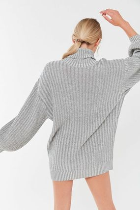 Urban Outfitters ワンピース Urban Outfitters タートルネックセーターワンピ(9)