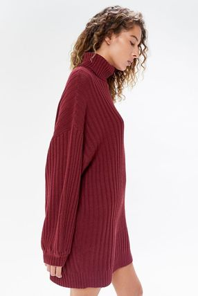 Urban Outfitters ワンピース Urban Outfitters タートルネックセーターワンピ(12)