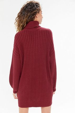 Urban Outfitters ワンピース Urban Outfitters タートルネックセーターワンピ(13)