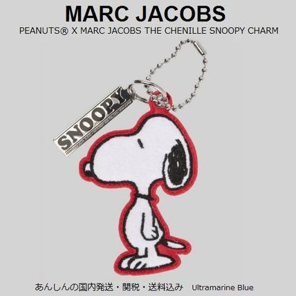MARC JACOBS【スヌーピーコラボ】 THE CHENILLE☆チャーム☆