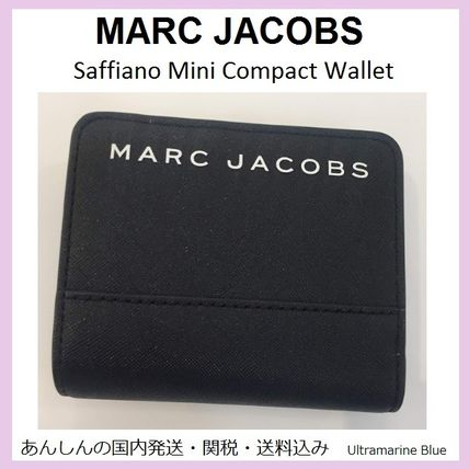 MARC JACOBS【国内発送】☆Saffiano Mini Compact Wallet☆