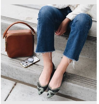 ROTHY'S フラットシューズ Rothy's Flat Shoes(9)