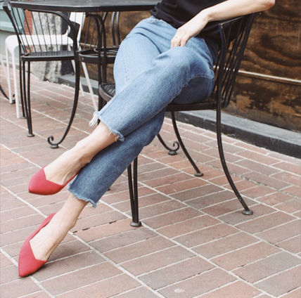 ROTHY'S フラットシューズ Rothy's Flat Shoes(4)