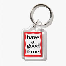 【HAVE A GOOD TIME】 Frame Key Chain キーホルダー