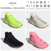 日本未入荷!コラボ【adidas×pharrell williams】HU NMD PROUD