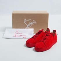 Christian Louboutin::Louis Junior Spikes Flat:41[RESALE]