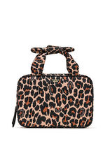 NEW! Leopard Mix Jetsetter Travel Case