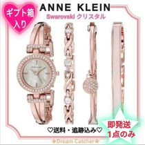 ★ANNE KLEIN★ 腕時計 ブレスレットセット スワロフスキー