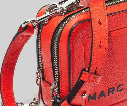 MARC JACOBS ショルダーバッグ・ポシェット 【関税込/追跡付】★MARC JACOBS★2019年 The Box ミニバッグ(5)