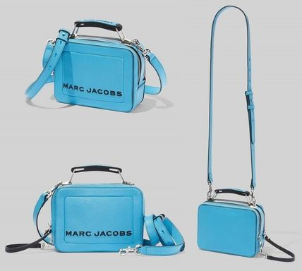 MARC JACOBS ショルダーバッグ・ポシェット 【関税込/追跡付】★MARC JACOBS★2019年 The Box ミニバッグ(6)