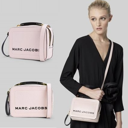 MARC JACOBS ショルダーバッグ・ポシェット 【関税込/追跡付】★MARC JACOBS★2019年 The Box ミニバッグ(8)