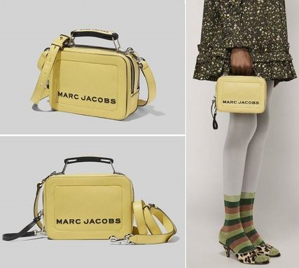 MARC JACOBS ショルダーバッグ・ポシェット 【関税込/追跡付】★MARC JACOBS★2019年 The Box ミニバッグ(12)