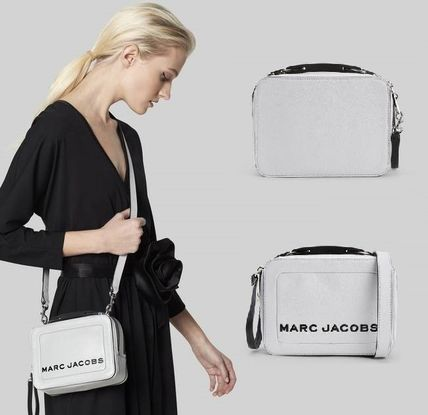 MARC JACOBS ショルダーバッグ・ポシェット 【関税込/追跡付】★MARC JACOBS★2019年 The Box ミニバッグ(14)