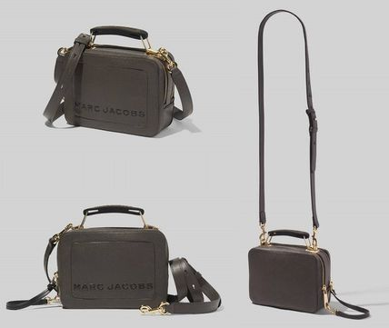 MARC JACOBS ショルダーバッグ・ポシェット 【関税込/追跡付】★MARC JACOBS★2019年 The Box ミニバッグ(16)