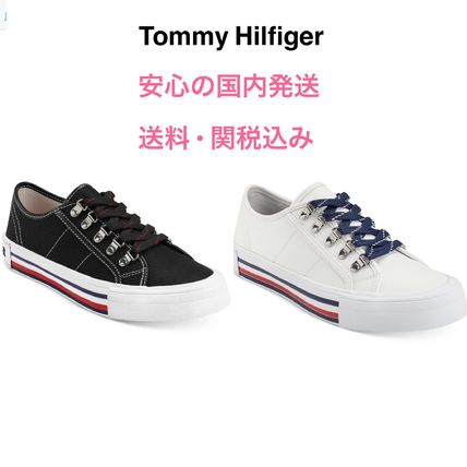 Tommy Hilfiger スニーカー *国内発送* セール Tommy Hilfiger Women's Hill Sneakers
