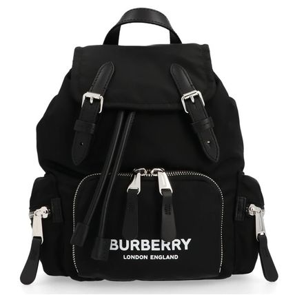 Burberry バックパック・リュック BURBERRY★LONDON ENGLAND BACKPACK BLACK