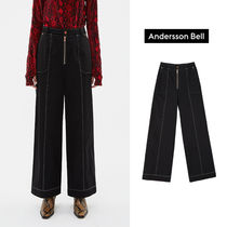 ANDERSSON BELL★19AW★MIKAワークウエアパンツ