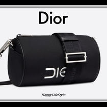 遊び心◇ローラー Nylon Shoulder Bag◇Christian Dior