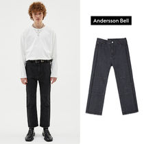 ANDERSSON BELL★19AW★全2色★DENISクロップドジーパン