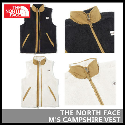 【THE NORTH FACE】M'S CAMPSHIRE VEST NV4FK50A NV4FK50B
