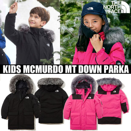 THE NORTH FACE(ザノースフェイス) キッズアウター ◆THE NORTH FACE◆キッズ◆K'S MCMURDO MT DOWN PARKA◆
