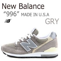 New Balance 996 MADE IN USA ニューバランス アメリカ M996