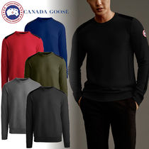 CANADA GOOSE 人気ニットシリーズ! DARTMOUTH CREW NECK SWEATER