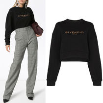 G562 CROPPED SWEATSHIRT