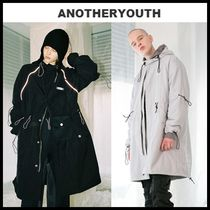 ☆ANOTHERYOUTH☆ string hood coat 2色