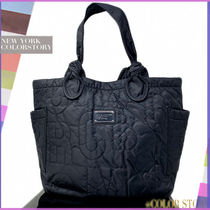 Marc by Marc Jacobs(マークバイマークジェイコブス) トートバッグ 【Marc Jacobs】欲しい!即発●通勤通学&旅行に♪●キルト トート