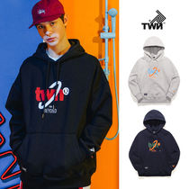 TWN正規品★全3色★AND BEYONDパーカー★UNISEX