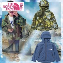 【THE NORTH FACE】国内発☆ノベルティ-コンパクトジャケット キッズ