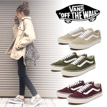 "【VANS】バンズ OLD SKOOL ""COMFORT"" ☆SUEDE スエード"