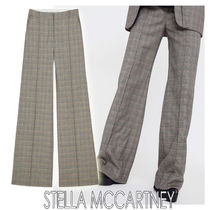 セレブ愛用♪STELLA McCARTNEY Armidale Check Trousers