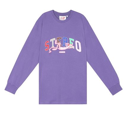 STEREO VINYLS COLLECTION Tシャツ・カットソー 【Stereo Vinyls】◆ロングスリーブ◆ 3-7日お届け/関税・送料込(13)