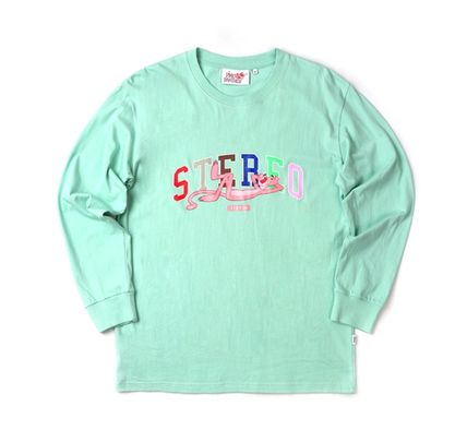 STEREO VINYLS COLLECTION Tシャツ・カットソー 【Stereo Vinyls】◆ロングスリーブ◆ 3-7日お届け/関税・送料込(14)