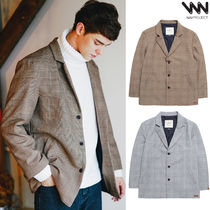 WV PROJECT★Philip Over Size Single Jacket 2カラー- JJOT7297