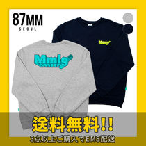 BTS着用ブランド★87MM★ [Mmlg] CARTOON SWEAT