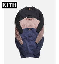 入手困難アイテム KITH Fall19 Combo Knit Crewneck