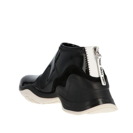 FENDI スニーカー 【FENDI】High tech jaquard sneakers(2)