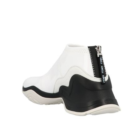 FENDI スニーカー 【FENDI】High tech jaquard sneakers(4)