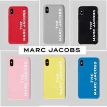 MARC JACOBS☆THE SILICONE  X,XS, XR, XS MAX iphone ケース ☆