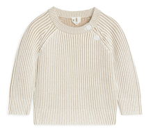 """ARKET(アーケット) ベビー用トップス """"ARKET BABY"""" Two Toned Jumper OffWhite"""