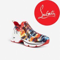 【関税込み】Christian LouboutinSpace Run Men's Flat