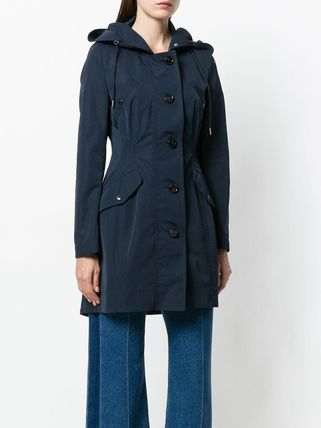 MONCLER アウターその他 累積売上総額第1位!【MONCLER 19/20秋冬】ZIPPED FITTED COAT(3)