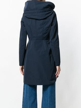 MONCLER アウターその他 累積売上総額第1位!【MONCLER 19/20秋冬】ZIPPED FITTED COAT(4)